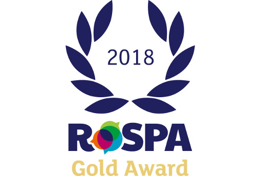 RoSPA Gold Award 2018